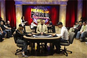 NBCs National Heads-Up Poker Championship